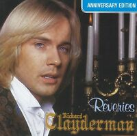 RICHARD CLAYDERMAN - REVERIES: ANNIVERSARY EDITION CD ~ PIANO INSTRUMENTAL *NEW*