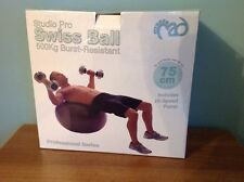 Pro Ball-Studio Pro Swiss Ball 75 cms-jamais sortie de boîte