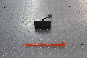 2001 TRIUMPH SPEED TRIPLE LICENSE PLATE LIGHT