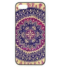 Fashion New Ethnic Tribal Indian Pattern Hard Case Cover for iPhone 6 4.7''новый