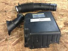 2003 gmc envoy / chevy trailblazer air box lid cover & duct tube snorkel 4.2
