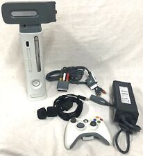 Microsoft Xbox 360 Console 60GB Wireless Controller Dual USB Charger