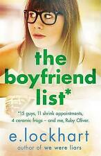 Ruby Oliver 1: The Boyfriend List, Lockhart, E., New Book