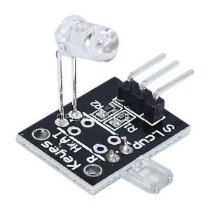 2Pcs 5V Heartbeat Sensor Senser Detector Module By Finger For Arduino