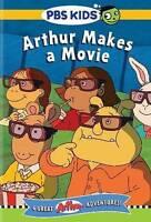 Arthur - Arthur Makes a Movie (DVD, 2014) New