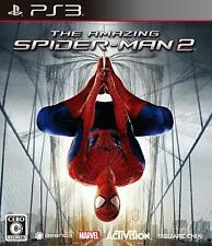 PS3 Amazing Spider-Man 2 Japan PlayStation 3