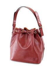 Louis Vuitton Bag Epi Petit Noe Vintage Kenyan Fawn