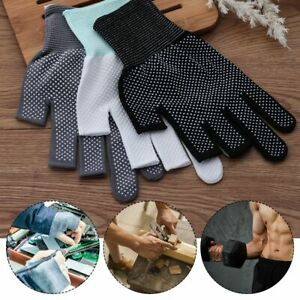 Anti-Slip Fishing Gloves Driving Mittens Sun Protection Open/Half Fingers