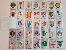 World Cup Korea Japan 2002 Panini Complete Sticker Set 576/576