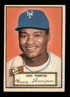 1952 Topps Set Break #3 Hank Thompson EX *OBGcards*