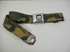 New Fords Truck Seatbelt Style Camo Official Licensed Product