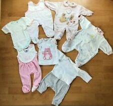 Baby Kleidung Paket Erstausstattung Strampler Hose Shirt 56 Mädchen Girl