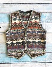 J. Mc Laughlin Women's Vest Wool