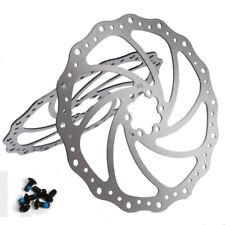 Bike Disc Brake Front & Rear Disc 160/203mm Rotor Brake Kit for Mountain Bicycle