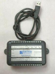 DATAQ INSTRUMENTS DI-155/HS USB Data Acquisition Starter Kit
