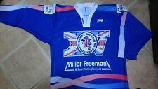 Vintage GREAT BRITAIN hockey jersey. NEW.. Rhino. Size XL/XXL.