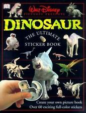 Disney's Dinosaur! The Ultimate Sticker Book