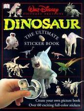 Disney's Dinosaur! The Ultimate Sticker Book