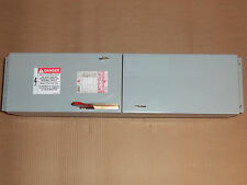 GENERAL ELECTRIC GE ADS ADS36060HS 60 AMP 600V FUSIBLE PANEL PANELBOARD SWITCH