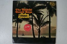The Waikiki Beach Boys Aloha from Hawaii Sarawaki Hukilou Aloha oe (LP34)
