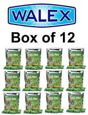 12x Walex Bio Pak Holding Tank Deodorizer Portable Toilet Chemical - Caravan Rv