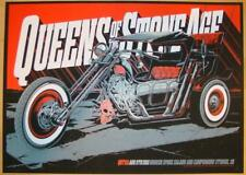 2013 QUEENS OF THE STONE AGE STURGIS HARLEY TRIKE CONCERT POSTER 8/5 KEN TAYLOR
