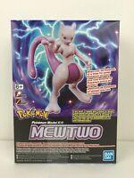 Bandai Pokemon Mewtwo Model Kit Plastic Pokemon Model Kit Made In Japan New