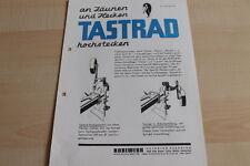 144573) Rabewerk - Tastrad - Prospekt 08/1973