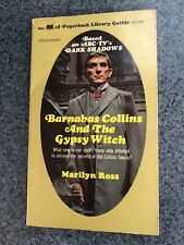 Barnabas Collins And The Gypsy Witch Marilyn Ross Dark Shadows Gothic Paperback