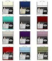 Bamboo Essence Ashley Taylor 6 Piece Sheet Set Assorted Colors