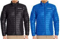 NEW COLUMBIA FLASH FORWARD DOWN JACKET Choose Black/Blue M-L-XL-2XL Men's Puffy