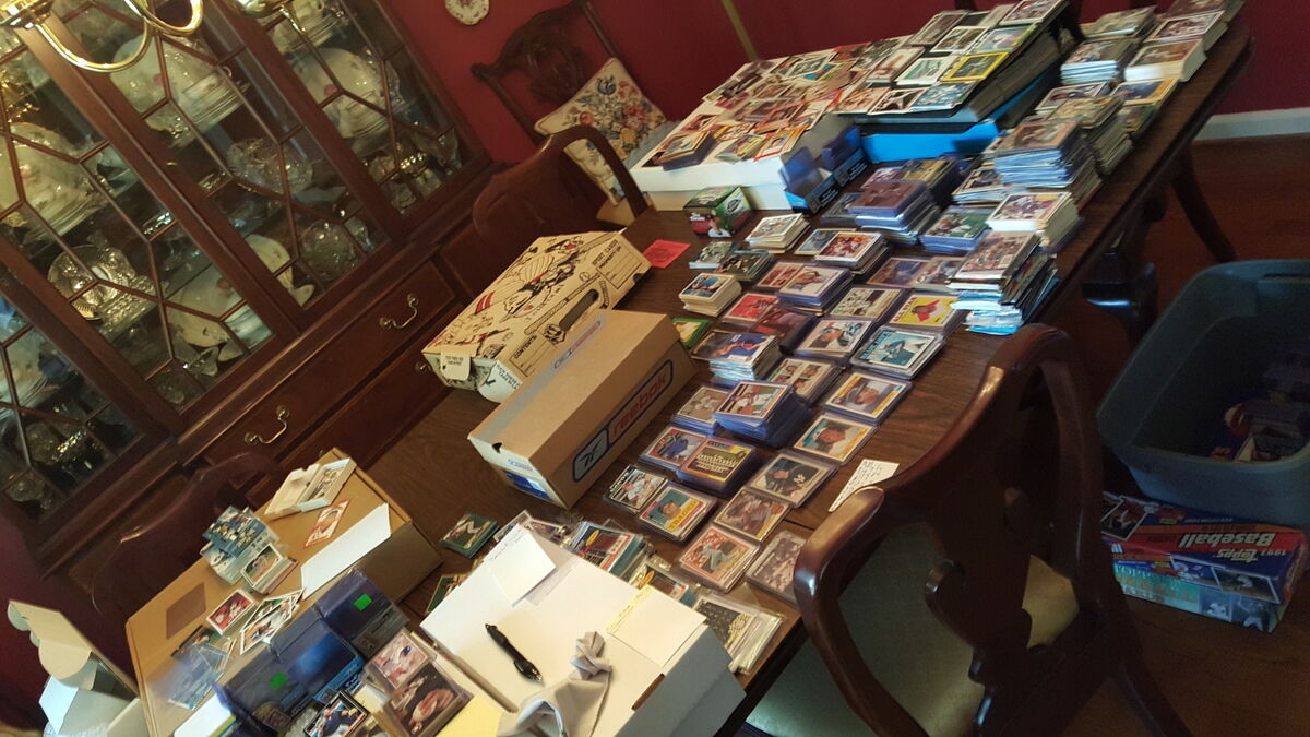 Sports Cards & Rare Collectibles