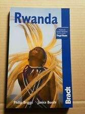 Rwanda (Bradt Travel Guides),Janice Booth, Philip Briggs