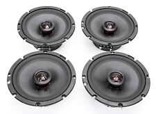 (2) NEW SKAR AUDIO TX65 ELITE 6.5-INCH 2-WAY COAXIAL SPEAKERS 2 PAIRS