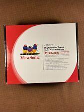 "ViewSonic VFD820 8"" Digital Photo/Picture Frame"