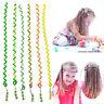Lovely Cute 6Pcs Spiral Screw Hairpin Hair Curler Barrette for Girls Kids Hot JR