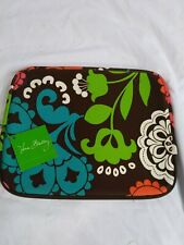 """Vera Bradley Neoprene Tablet Sleeve Case Cover """"LOLA"""" - NEW WITH TAGS!"""