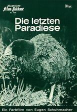 IFB 7526   DIE LETZEN PARADIESE   Dokumentarfilm   Topzustand