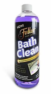 Fuller Brush Bath Clean  – Dissolves Soap Scum & Hard Water Stains – 24 oz.
