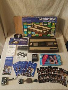 1979 Mattel Electronics Intellivision 2609 CONSOLE