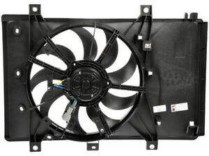 For 2016 Toyota Yaris Auxiliary Fan Assembly Dorman 38294CD 1.5L 4 Cyl P5