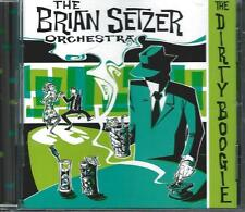 THE BRIAN SETZER ORCHESTRA - The Dirty Boogie - CD - VG++ - Columbia Club Issue