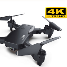 2020 NEW Drone 4k HD Wide Angle Camera 1080P WiFi fpv Drone Dual Camera Quadcopt