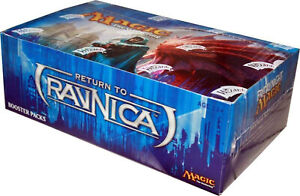 MTG RTR Return to Ravnica Booster Box English - Free Priority Shipping!