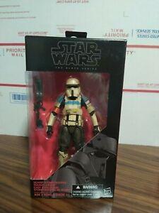 Hasbro Star Wars The Black Series Scarif Stormtrooper Squad Leader #28 (B9801)