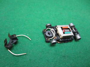 Vintage Tycopro chassis,motor, parts