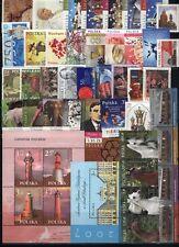 Poland 2007 MNH Year set