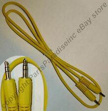 """Lot10 36""""/3ft short 3.5mm Stereo Male~M Audio/Headphone/MP3patch 1/8Cable/Cord{Y"""