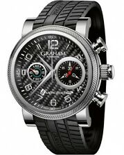 GRAHAM mercedes gp trackmaster automatique watch 2 ame.B01A-rrp £ 4500-neuf