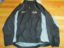 CCM BOSTON BRAVES Zippered Pull-Over Nylon (MED) Jacket